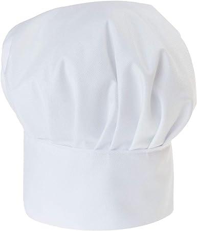 Cappello da cuoco regolabile