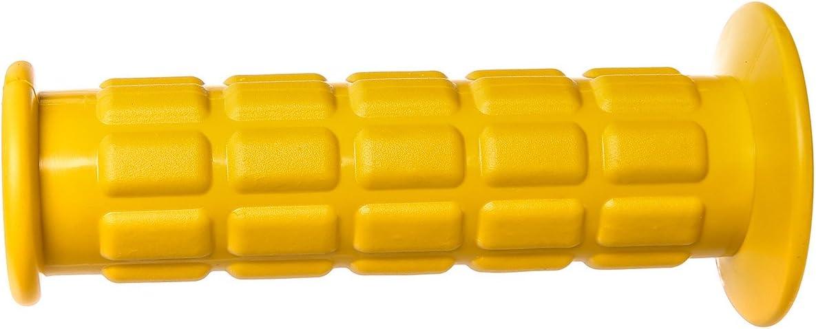 f/ür Simson S50 Waffelmuster S70 gelb FEZ Set: Lenkergummis f/ür Gasdrehgriff und Festgriff SR50 S51 SR80