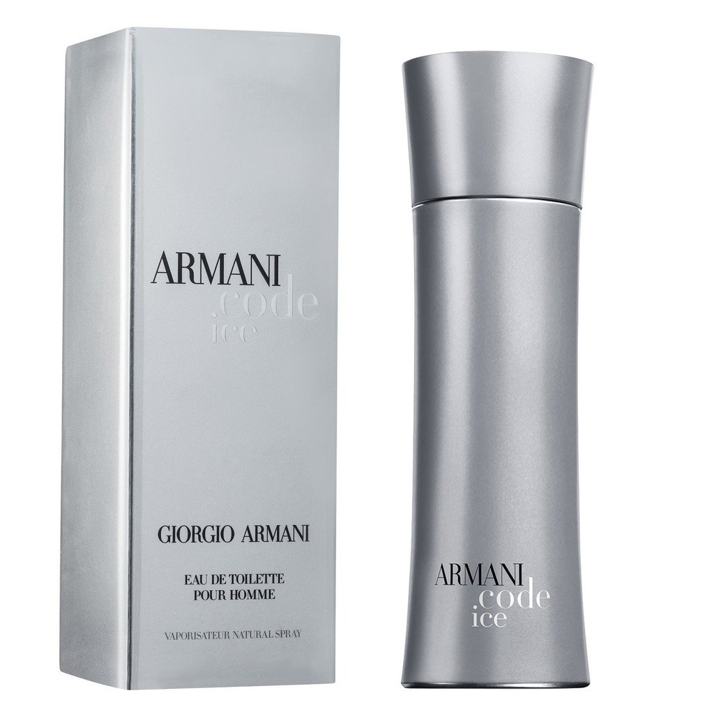 Toilette De For By Oz Ice Eau Spray 2 Men Armani Code 4 Giorgio BorCxWQde