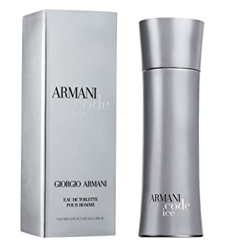 Buy Giorgio Armani Armani Code Ice Eau De Toilette Spray 125ml42oz