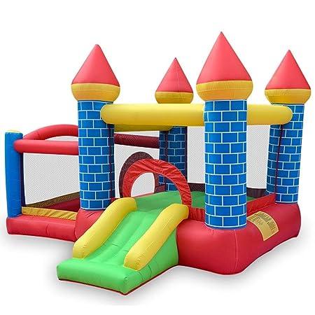 Aihifly Castillo de colchón de Aire Niños Inflable casa de ...