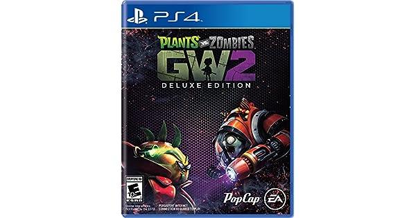 Plants vs. Zombies Garden Warfare 2 (Deluxe Edition ...