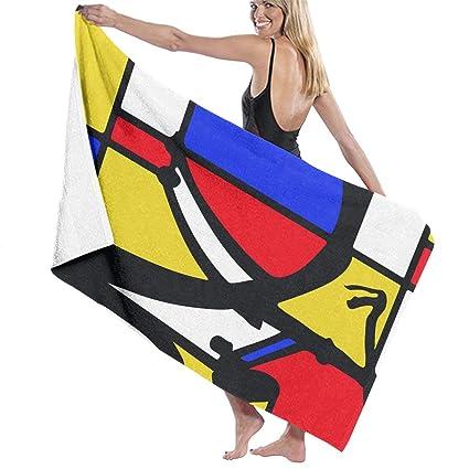 Luxury Beach Towels To Qwed Adult Road Bicycle Unisex Luxury Beach Towels Fashion Sauna Yoga Gym Towel Amazoncom