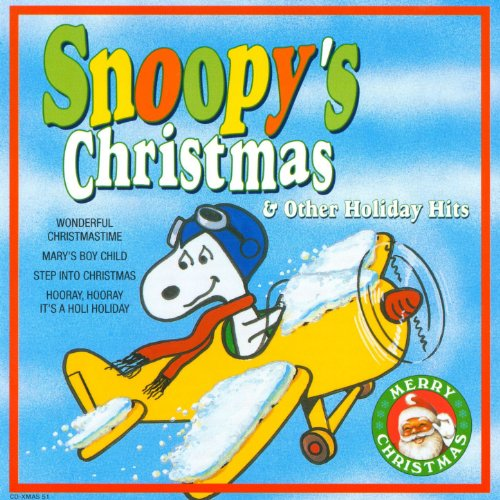 snoopy vs the red baron - Snoopy Red Baron Christmas Song