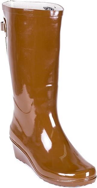 Ladies  Warm Autumn Winter Boots  Lea Tan New size 4 6