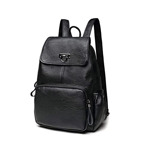 180073aa434 DEERWORD Women's Backpack Handbags Rucksack Shoulder Bags PU Leather ...