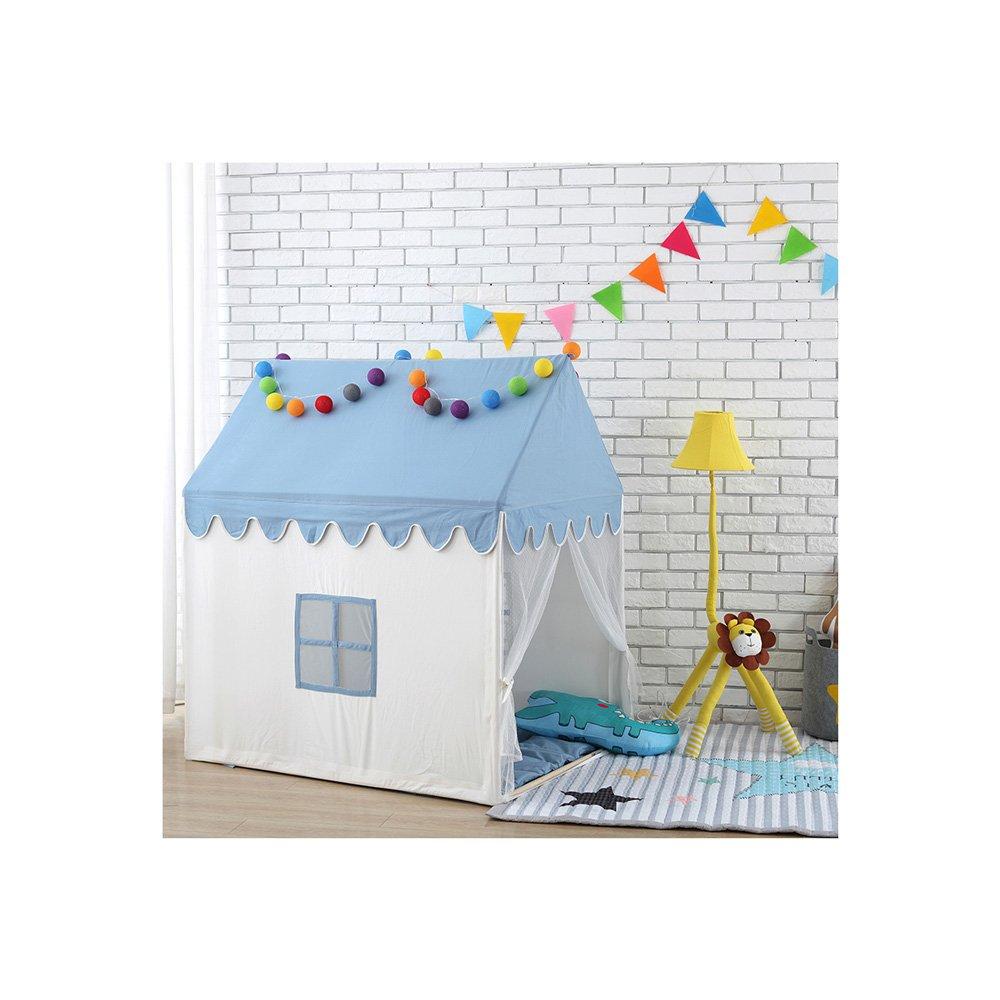 QAR Kinderzeltprinzessinschloss-Spielhausbaby Innengroßes Hausspielzeughaus Zelt