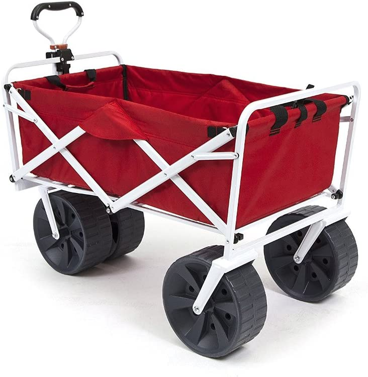 Mac Sports Heavy Duty Collapsible Best Portable Wagons
