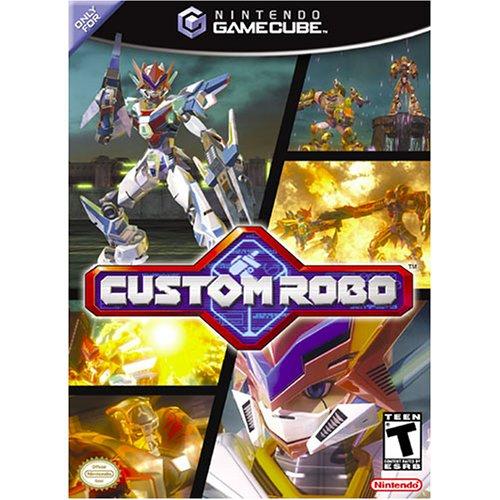 Custom Robo Gamecube
