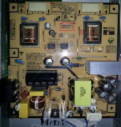 samsung 226bw repair kit - 2