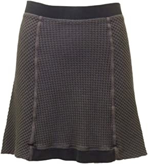 product image for Hard Tail Forever Womens Short Textured Knit Skirt Style SNOW-14