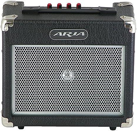 Aria AG-10X Amplificador Guitarra: Amazon.es: Instrumentos musicales