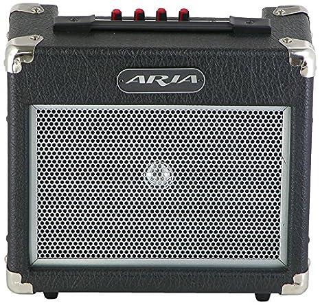 Aria AG-10X Amplificador Guitarra: Amazon.es: Instrumentos ...