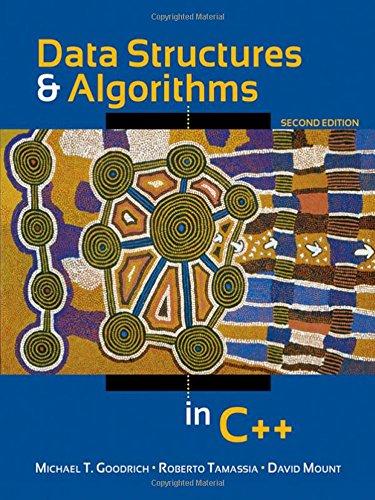 Amazon data structures and algorithms in c ebook michael t data structures and algorithms in c by t goodrich michael tamassia fandeluxe Gallery