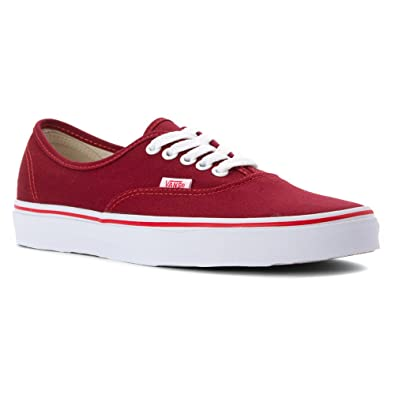 vans authentic check