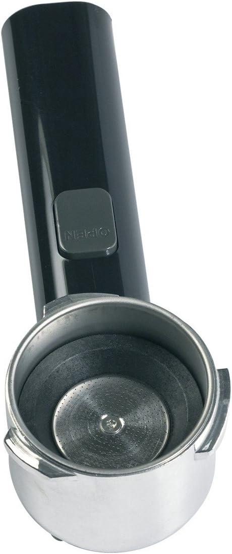 Krups XP52 - Portafiltro para cafetera de espresso (metal): Amazon ...
