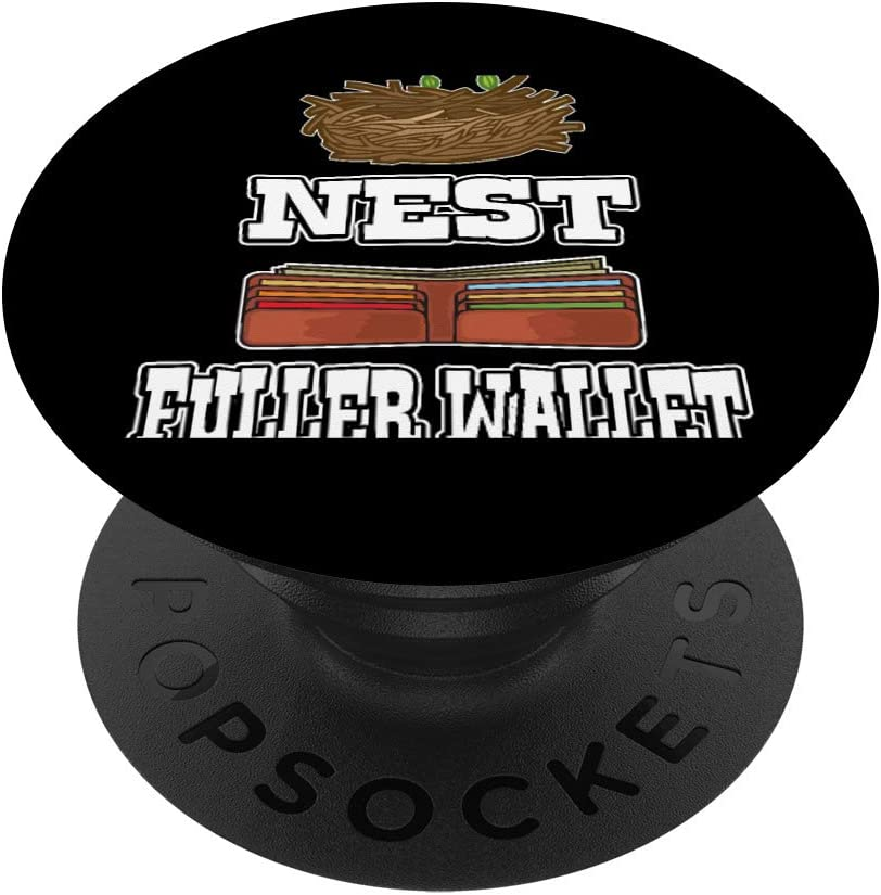 Empty Nest Fuller Wallet Parent Kids College Leave Home PopSockets Grip and Stand for Phones and Tablets