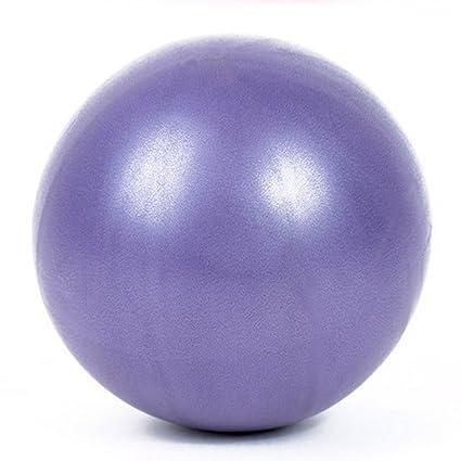 Rungao Minipelota de estabilidad para yoga, pilates, ejercicios de fitness, 25 cm