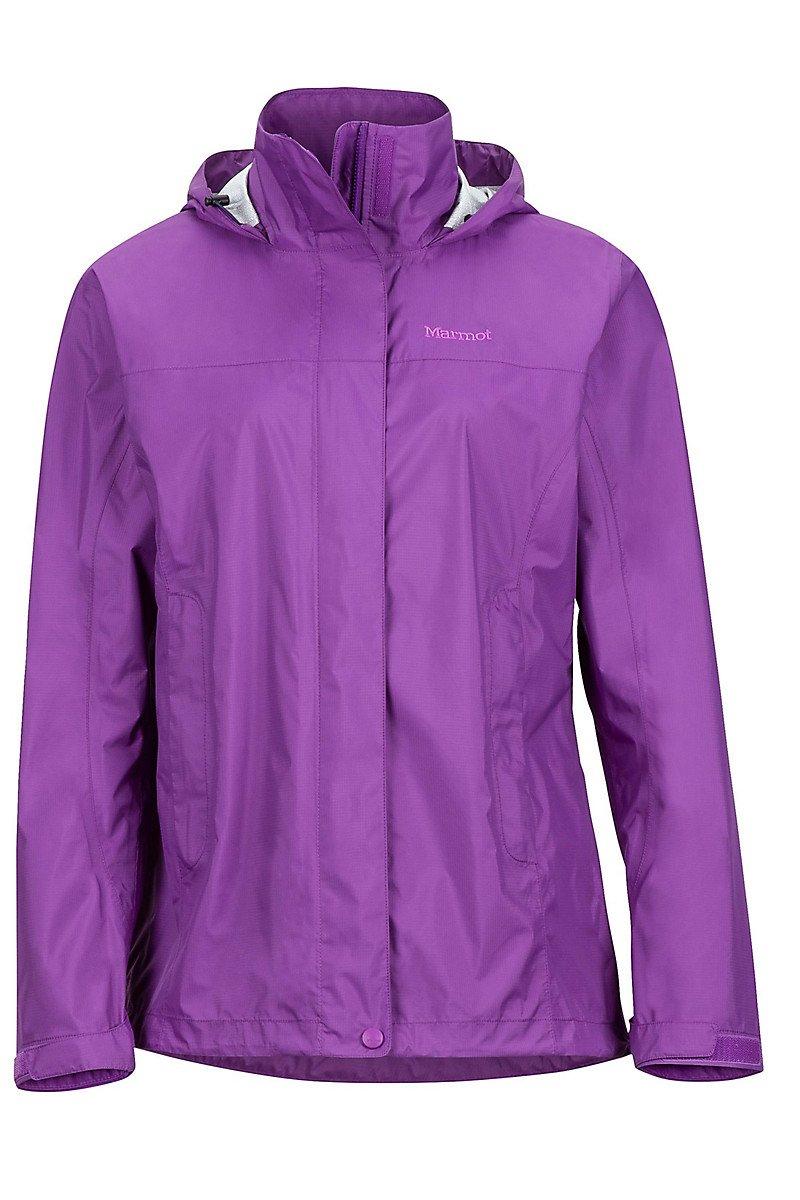 Marmot Precip Rain Jacket - Women's (Bright Violet, X-Small)