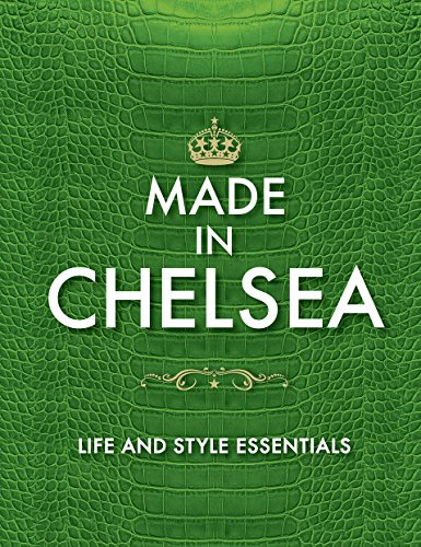 made in chelsea book - 2