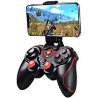 Mobile Game Controller, Womdee Wireless Bluetooth Game Controller with Gamepad Joystick for iOS/Android iPhone iPad Tablet PC, Computer, Smart TV/TV Box, VR