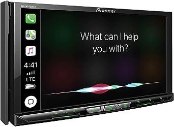 Volunteer Audio Pioneer AVH-W4400NEX Radio estéreo doble DIN para coche con reproductor de Apple inalámbrico, Android Auto, Bluetooth: Amazon.es: Electrónica