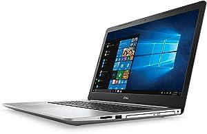 2018 Dell Inspiron 17 5000 5770 17.3in Full HD (1920x1080) Laptop - 8th Gen Intel Quad-Core i7-8550U, 16GB DDR4, 2TB HDD, AMD Radeon 530, HDMI, USB 3.1, RJ45, Windows 10 -Silver (Renewed)