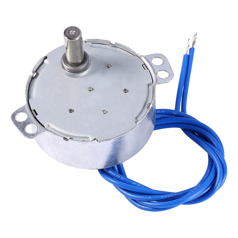 Turntable Synchronous Motor 50/60Hz AC 100~127V 4W 5-6RPM/MIN CCW/CW Motor For turntable Synchron Motor or Guide Motor