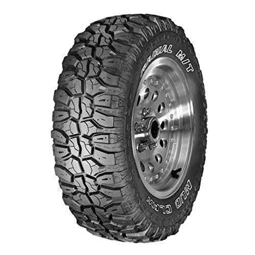 Cordovan Mud-Claw Tire