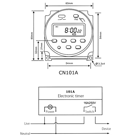 Cn101a Timer Wiring Diagram on bmw e36 amp wiring diagram