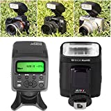 Viltrox JY610 II Mini Universal Speedlite for Nikon Sony Canon Pentax Olympus etc. DSLR Cameras