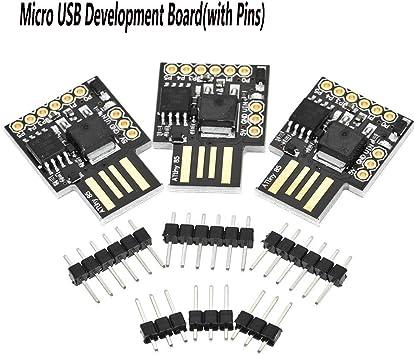 Digispark Kickstarter ATTINY85 Arduino General Micro USB Development Board WT