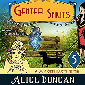 Genteel Spirits Audiobook