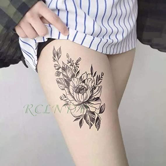 tzxdbh 3pcs Tatuaje Impermeable Etiqueta engomada Sun Wukong de ...