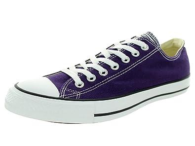 a852165ad052 Converse Unisex Chuck Taylor All Star OX Sneaker Eggplant Peel 11 B(M) US