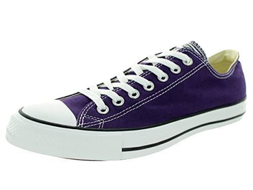 3bafd7de8a9 Converse Chuck Taylor All Star Ox Eggplant Peel 6 B(M) US Women   4 D(M) US  Men  Buy Online at Low Prices in India - Amazon.in