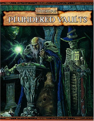 (Plundered Vaults (Warhammer Fantasy Roleplay))