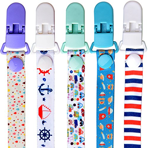 Pacifier Raniaco Pacifiers Clips Unisex