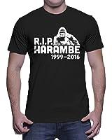 Mens RIP Harambe T-shirt