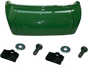 New Kumar Bros USA Bumper Set Replaces M140667 M140668 M140669 Fits Johnh Deere 325 335 345 355D GX325 GX335