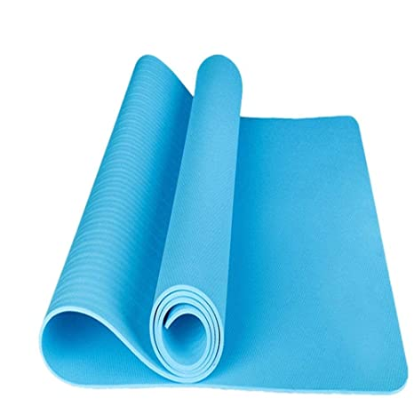 Amazon.com : ZKDY Lengthen and Widen Fitness Mat TPE Yoga ...