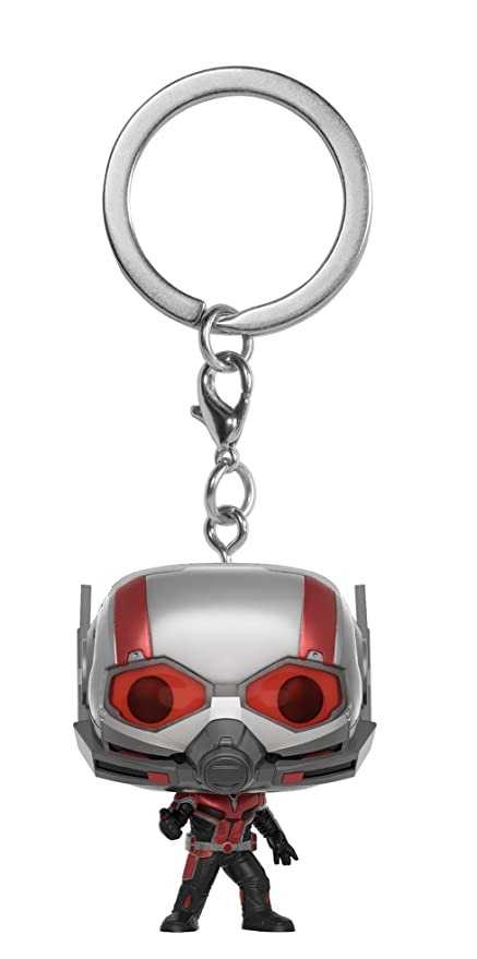 Funko- Pocket Pop Keychain: Marvel Man & The Wasp: Ant-Man Avsipa, (30973)