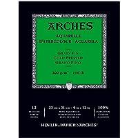 """Arches Cold Press Watercolor Pad, 9""""X12"""""""