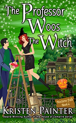 The Professor Woos The Witch (Nocturne Falls Book 4)]()
