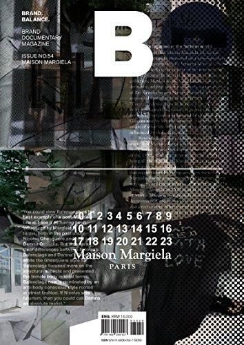 Magazine B - MAISON MARGIELA - Brand Margiela