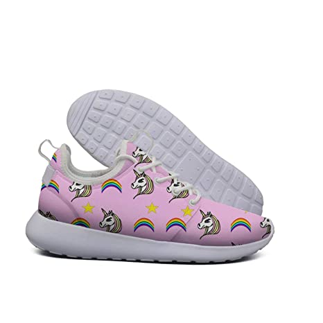 ec5b31115fe9 ERSER Mini Unicorn Rainbow Stability Running Shoes Women overpronation