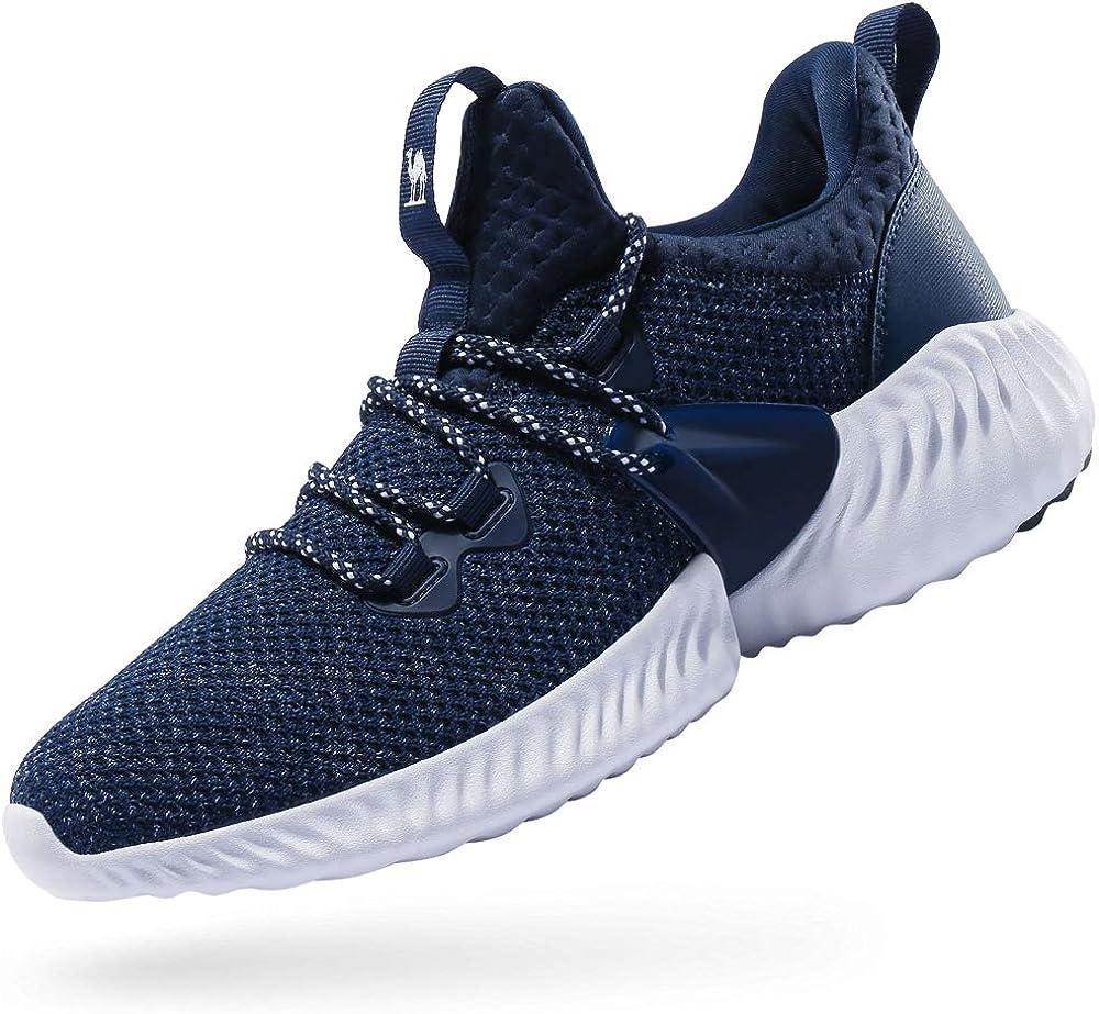 CAMEL CROWN Zapatillas de Running para Hombre, Zapatos para Caminar, Zapatillas Hombres Deporte Calzado de Correr, Zapatos Deportivos, Sneakers Ligero Respirable: Amazon.es: Zapatos y complementos