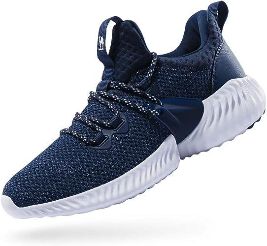 CAMEL CROWN Chaussures de Course sur Sentier légères pour Hommes Sn Chaussures de Tennis Sportives Respirantes Baskets Mode Confortables