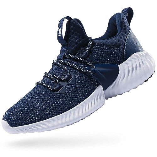 CAMEL CROWN Zapatillas de Running para Hombre,Zapatos para Caminar,Calzado de Correr,Zapatos Deportivos,Sneakers Ligero: Amazon.es: Zapatos y complementos