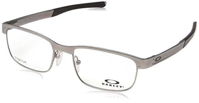 5efac03b18 Image Unavailable. Image not available for. Color  OAKLEY OX5132 - 513203  SURFACE PLATE Eyeglasses 52mm
